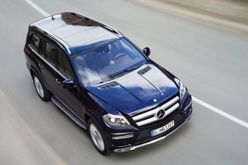 Prijzen Mercedes-Benz GL bekend