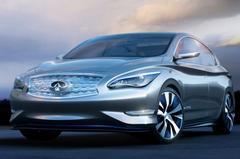 Geen compact Mercedes-platform meer voor Infiniti