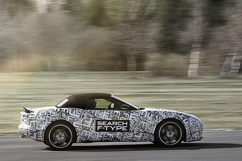 'Jaguar F-Type komt ook met handbak'