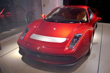 Ferrari 458 Italia met 512 BB-saus