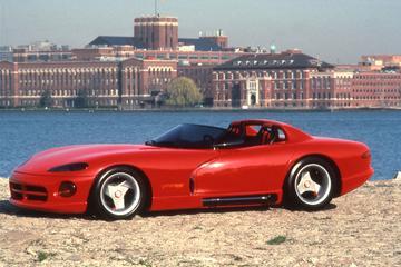 25 jaar terug: Dodge Viper