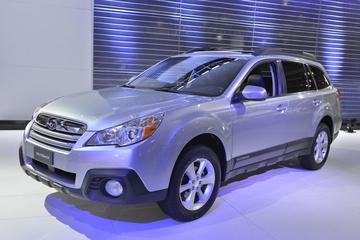 Facelift voor Subaru Outback en Legacy