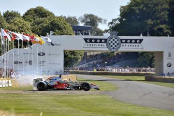 Formule 1-toppers naar Goodwood Festival of Speed