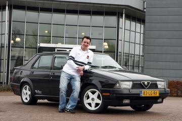 Klokje Rond - Alfa Romeo 75