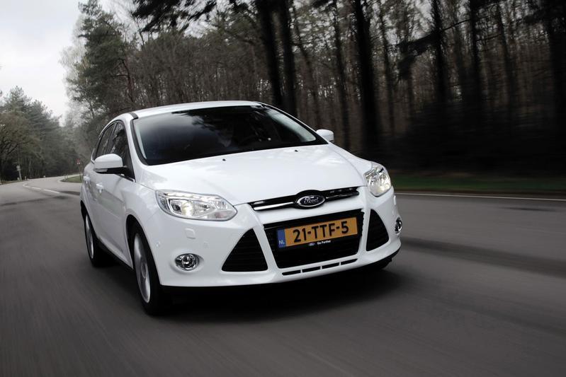 Gereden: Ford Focus 1.0 EcoBoost 100 pk