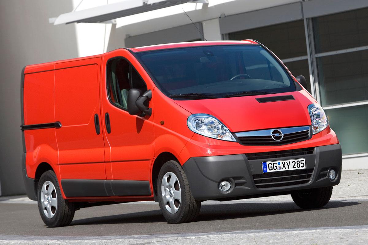 Opel Vivaro L2H1 2900 2 0 CDTi 114 specificaties AutoWeek nl