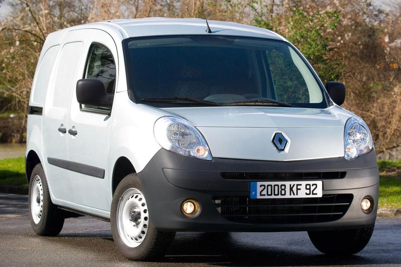 Renault Kangoo Express dCi 110 Comfort (2013)