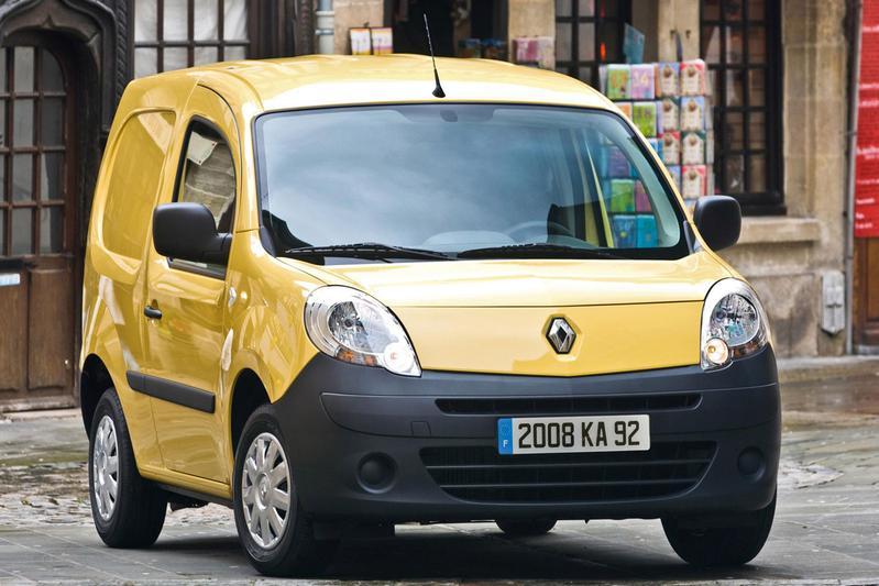 Renault verlaagt uitstoot Kangoo