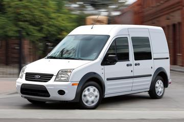 'Ford verwacht boete voor Chicken Tax-truc Transit Connect'