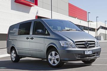 Mercedes-Benz Vito Lang 116 CDI (2012)