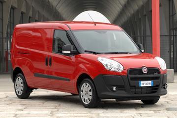 Fiat Doblò Cargo 1.3 MultiJet 90 Actual (2012)