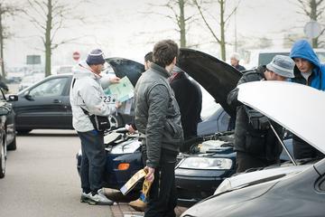 Automarkt Beverwijk stopt na 91 jaar