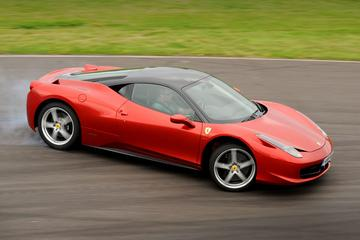 'Ferrari 458 Scuderia dit jaar op IAA'