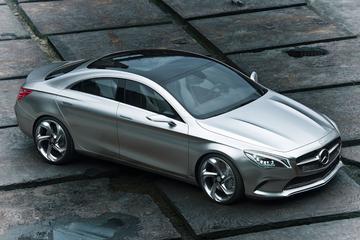 Nu officieel: Mercedes-Benz Concept Style Coupé