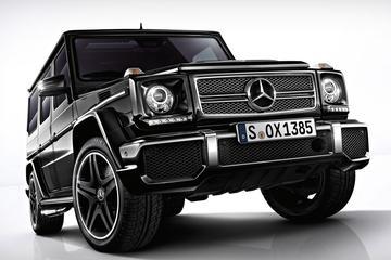Mercedes G 65 AMG werpt ketenen af