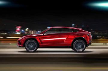 Lamborghini Urus duikt op