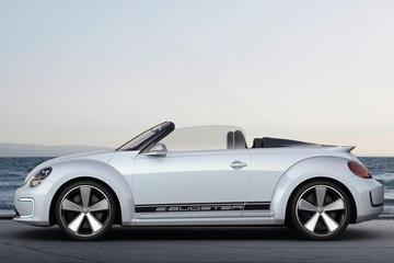 Volkswagen E-bugster dakloos in Peking