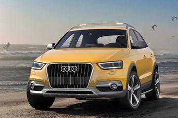 Audi Q3 Jinlong Yufeng: nog eentje voor China