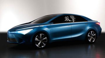 Toyota Yundong Shuangqing: hybride opwarmer