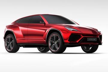 Officieel: de Lamborghini Urus