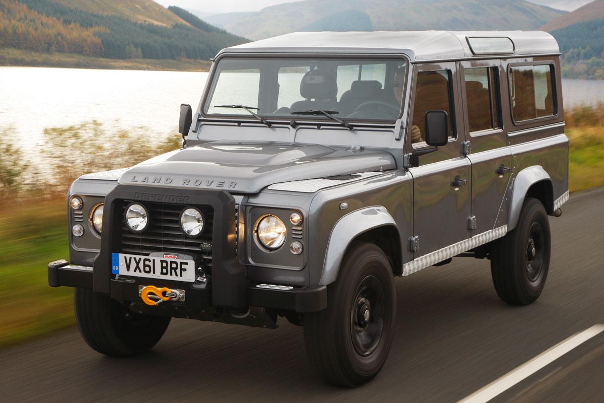 Land Rover Defender 110 Station Wagon
