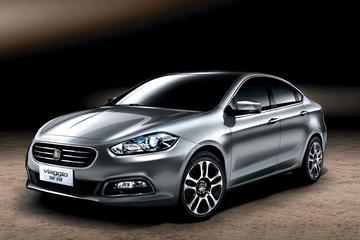 Fiat Viaggio officieel gepresenteerd