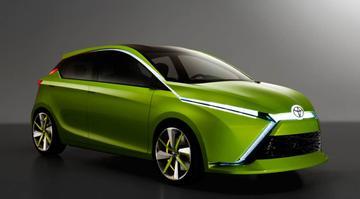 Toyota Dear Qin Concept is een stuk realistischer