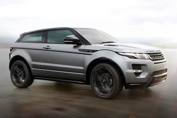 Range Rover Evoque Victoria Beckham... tja