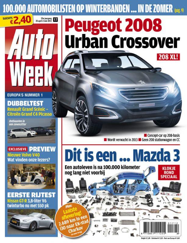 AutoWeek 17 2012