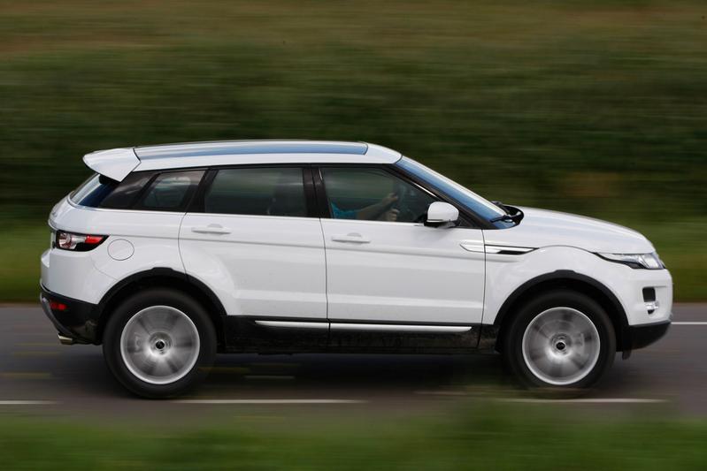 Land Rover Range Rover Evoque 2.2 SD4 4WD Prestige (2011)