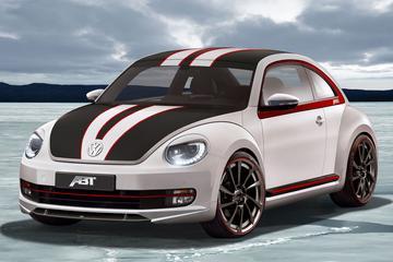 Abt heeft eigen Beetle