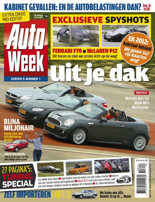 AutoWeek 18 2012