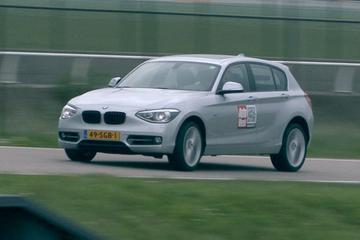 Met de BMW 118i in het spoor van de Mille Miglia