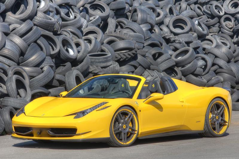 Novitec Rosso heeft z'n eigen Ferrari 458 Spider