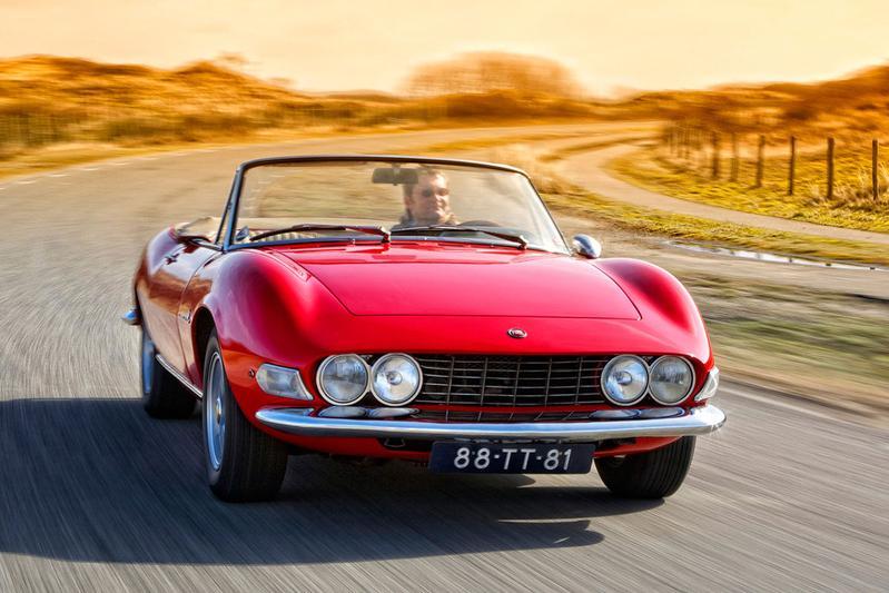 Classics - Fiat Dino