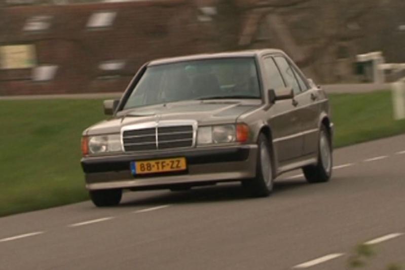 Classics - Mercedes-Benz 190 E 2.5-16