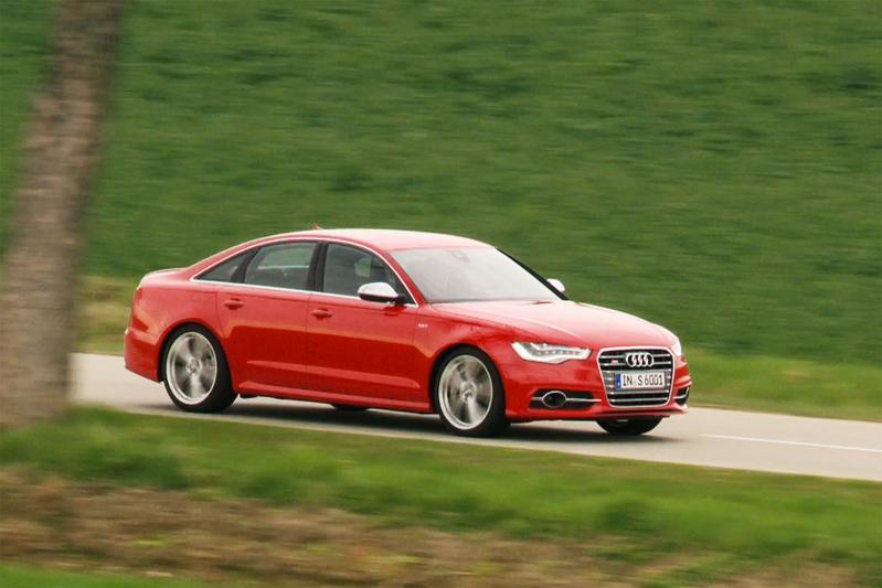 Rij-impressie Audi S6