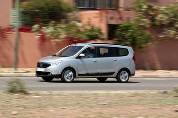 Rij-impressie Dacia Lodgy