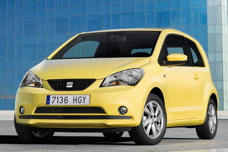 Seat Mii 1.0 60pk Ecomotive Sport (2015)