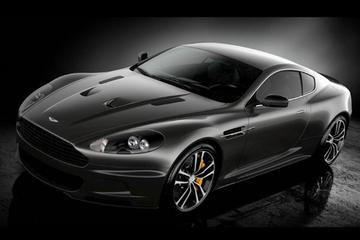 Actiemodel van Aston Martin: DBS Ultimate