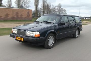 Volvo 940 GLE - 1990