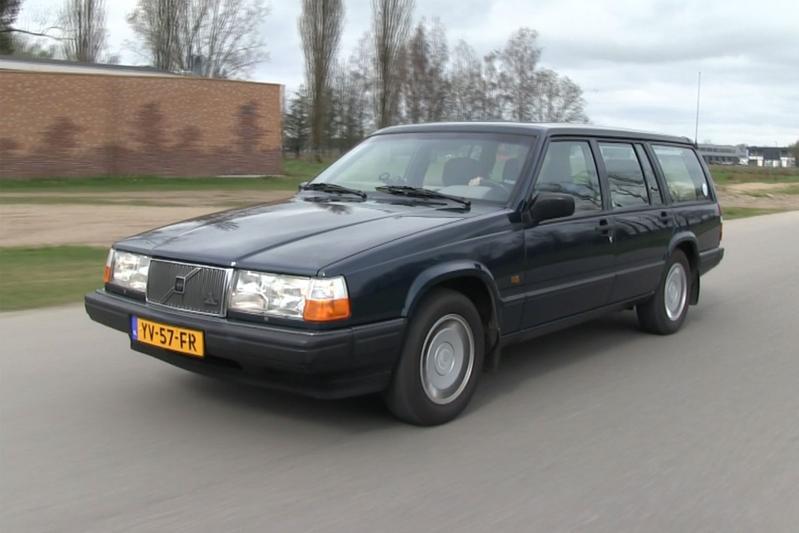 Klokje Rond - Volvo 940