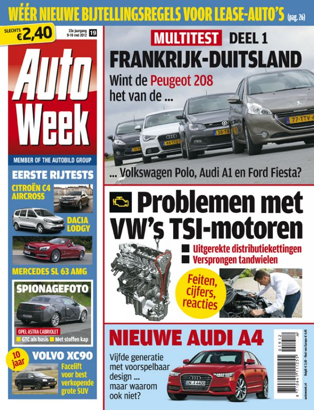 AutoWeek 19 2012