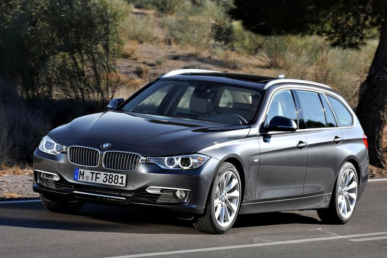 BMW 318d Touring Business (2014)