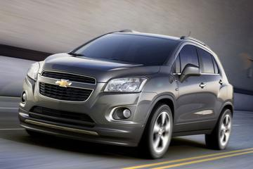 Chevrolet komt met nieuwe SUV: de Trax