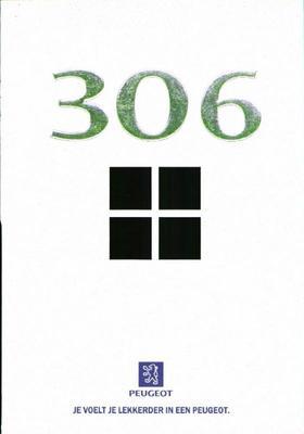 Brochure Peugeot 306 1998