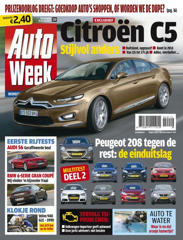 AutoWeek 20 2012