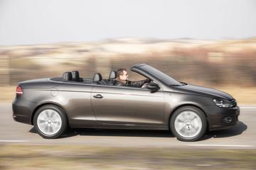 'Geen directe opvolger voor Volkswagen Eos'