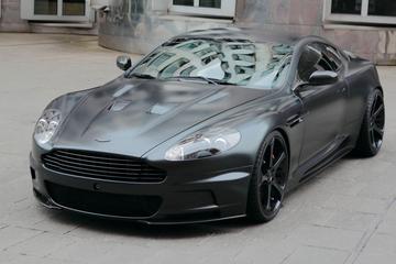Aston Martin DBS à la Casino Royale