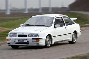 Vrimibolide: Ford Sierra RS Cosworth